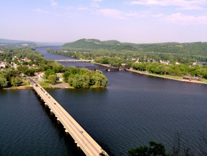 Shikellamy State Park Overlook