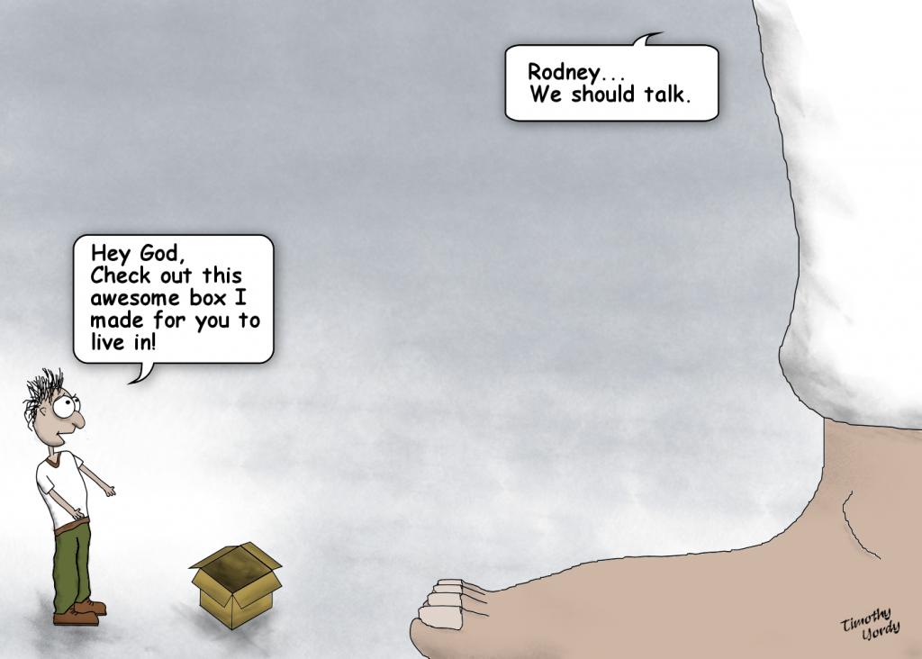 timothy yordy comic